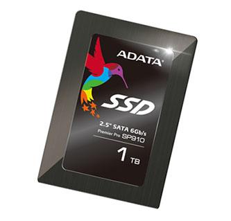 ADATA dégaine le SSD SP910 équipé d'un contrôleur Marvell 88SS9187