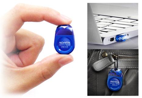 ADATA sort une clé USB 3.0 en forme de bijou : la UD311
