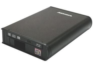 Addonics lance un produit externe 2 en 1 : graveur + disque dur