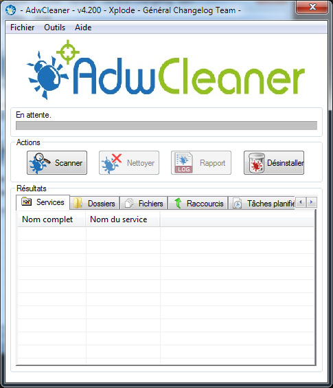 AdwCleaner sort en version 4.205