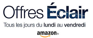 Bons Plans : les ventes flash du jour sur Amazon.fr (13-02-2015)