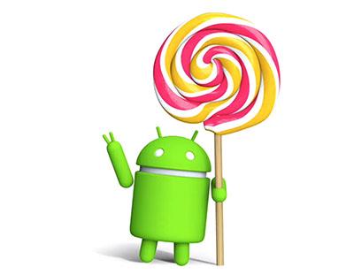 Android 5.0 Lollipop est disponible pour les Nexus 4, 5, 7 et 10 de Google
