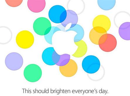 C'est officiel : Apple organise une keynote la semaine prochaine