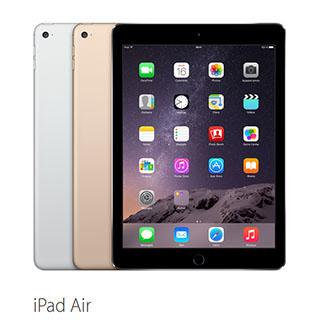 Apple dévoile deux nouvelles tablettes : l'iPad Air 2 et l'iPad Mini 3