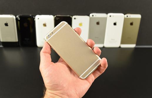 La production de l'iPhone 6 va démarrer au cours de cet été