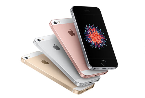Soldes : Apple iPhone SE de 128 Go à 279 euros