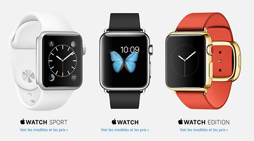 Keynote : Apple officialise l'Apple Watch et son prix extravagant compris entre 399 et 18.000 euros