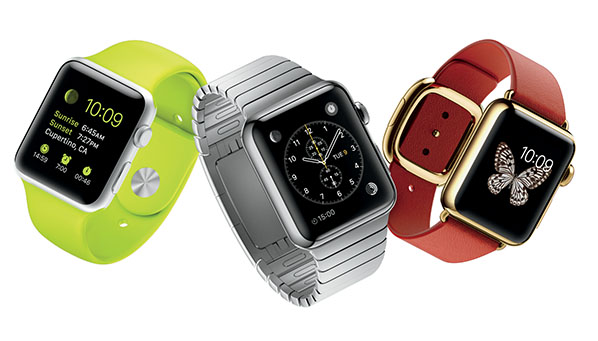Apple Watch : la montre sera disponible en avril à un prix compris entre 349 et 5000 dollars