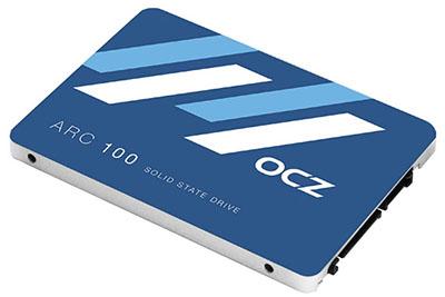 Soldes : 79,90€ le SSD OCZ ARC 100 de 240 Go