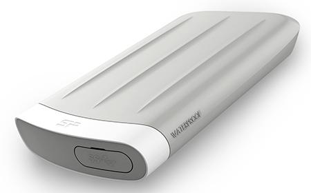 Armor A65M : un disque dur USB 3.0 renforcé pour MAC