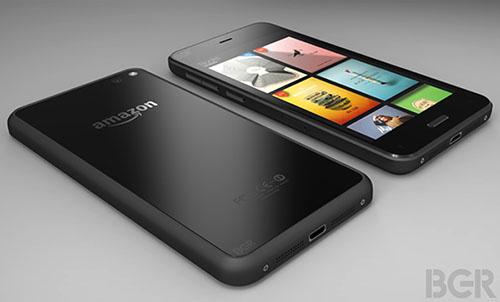 Quand Amazon rime avec smartphone… Voilà à quoi pourrait ressembler l'appareil !