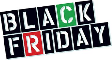 Black Friday : toutes les promos des boutiques en ligne !