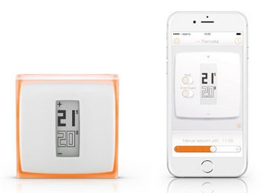 Bon Plan : le thermostat connecté Netatmo à 109,99€