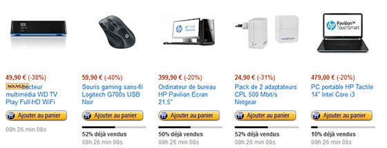 Amazon france coupons