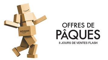 Bons Plans : les ventes flash d'Amazon.fr pour Pâques (24/03/2016)