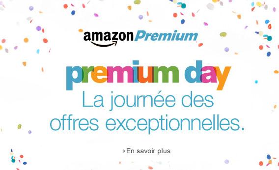 Bon Plan : Jour J pour le Premium Day d'Amazon avec de nombreuses offres éclair !