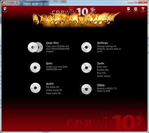Bons Plans : le logiciel de gravure CDRWIN10 est gratuit en ce moment