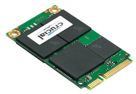 Bons Plans : SSD Crucial M550 mSATA 512 Go à 177€ livré (fini)