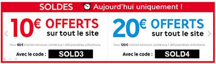 Bons Plans : PriceMinister offre 10 ou 20 euros de remise sur votre commande