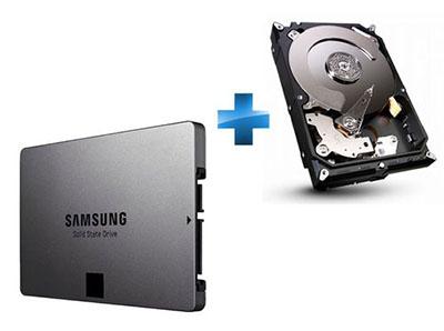 Bons Plans : 157,49 euros le bundle comprenant un disque dur Seagate de 2 To + un SSD Samsung de 250 Go