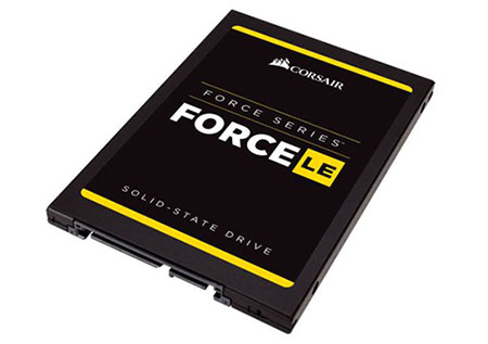 Bon Plan : 59,99 euros le SSD Corsair Force LE de 240 Go