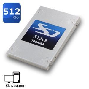 Bons Plans : 193,11 euros le SSD Toshiba de 512 Go livré ! (MAJ : il est de retour !)