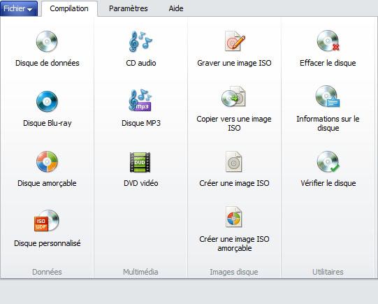 Une beta 2 du logiciel BurnAware 8 est disponible