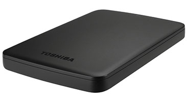 Toshiba décline ses HDD externes en versions 3 To et 6 To