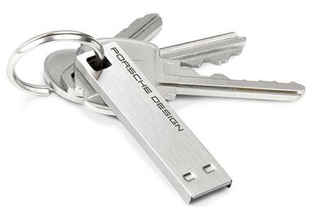 LaCie et Porsche Design lancent conjointement une clé USB 3.0