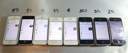 Apple a écoulé un total de 500 millions d'iPhone depuis 2007