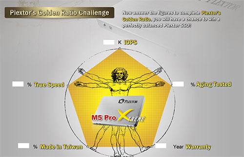 Concours : un SSD Plextor M5 Pro Xtreme de 256 Go à gagner