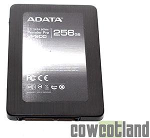 Cowcotland teste le SSD ADATA SP900 de 256 Go