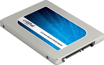 CES 2015 : Crucial dévoile également un SSD d'entrée de gamme : le BX100
