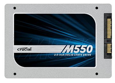 Bons Plans : 384,50 euros le SSD Crucial M550 de 1 To !