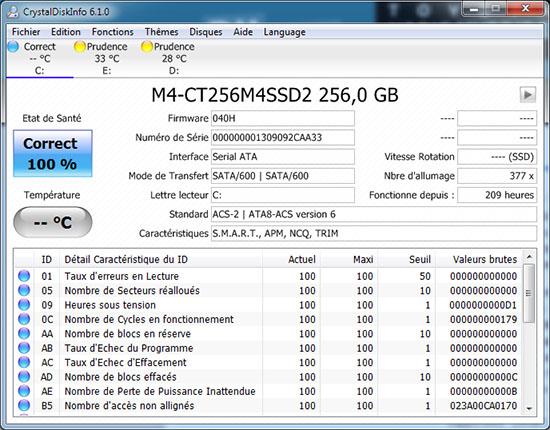 CrystalDiskInfo 6.8.2 est disponible en téléchargement