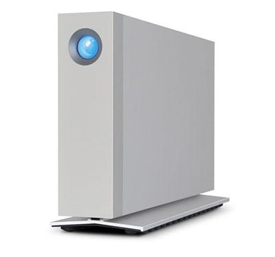Le disque dur LaCie d2 devient évolutif… jusqu'à 6 To + SSD
