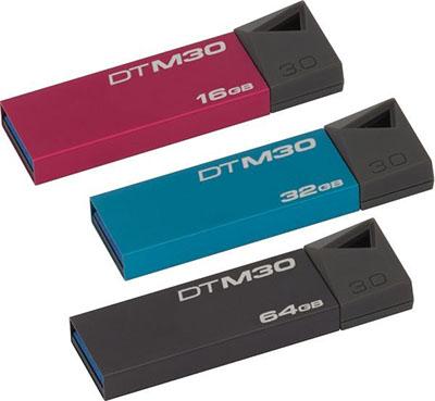 Kingston sort une nouvelle clé USB 3.0 d'entrée de gamme : la Data Traveler Mini 3.0 [MAJ : les tarifs]