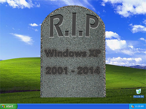 Microsoft incite les utilisateurs de Windows XP à passer à Windows 8.1, une réduction de 100$ à la clé…