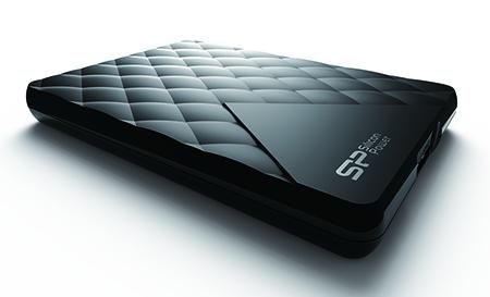 Un nouveau disque dur USB 3.0 design chez Silicon Power