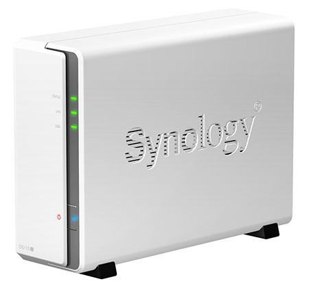 Synology lance un nouveau NAS bon marché : le DS115j