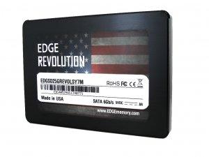 Edge Memory sort un nouveau SSD de 2,5 pouces : le Revolution