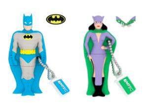 Emtec dévoile des clés usb destinées aux fans de Super Héros