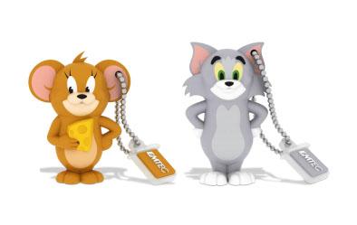Tom et Jerry font leur apparition sous forme de clés usb