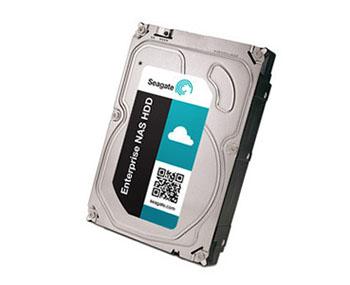 Seagate sort une nouvelle série de disques durs : les Entreprise NAS HDD