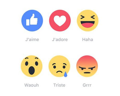 Facebook : je t'aime, un peu, beaucoup, passionnément…