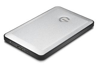 G-Technology propose deux nouveaux disques durs externes USB 3.0