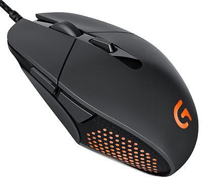 Logitech sort une nouvelle souris pour gamer : la G303