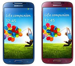 Samsung vend 10 millions de Galaxy S4 et propose de nouveaux coloris