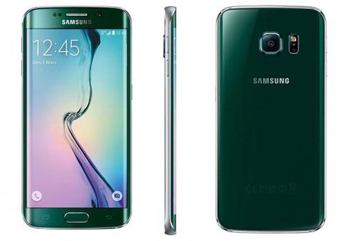 Les Galaxy S6 et S6 edge sont maintenant disponibles en bleu et en vert
