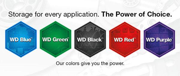 Western Digital propose des disques durs optimisés pour le streaming : les WD Purple